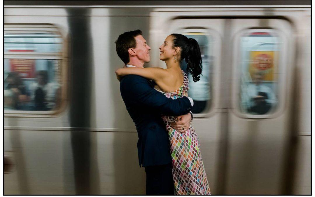Brooklyn, New York wedding photography | Teaser of Ryan and Tatiana's New York City wedding photographs