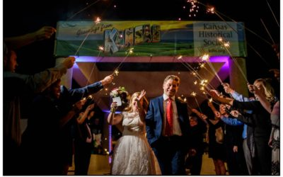 Topeka Wedding Photography | Teaser of Alison and Jason's wedding at the Kansas Historical Society