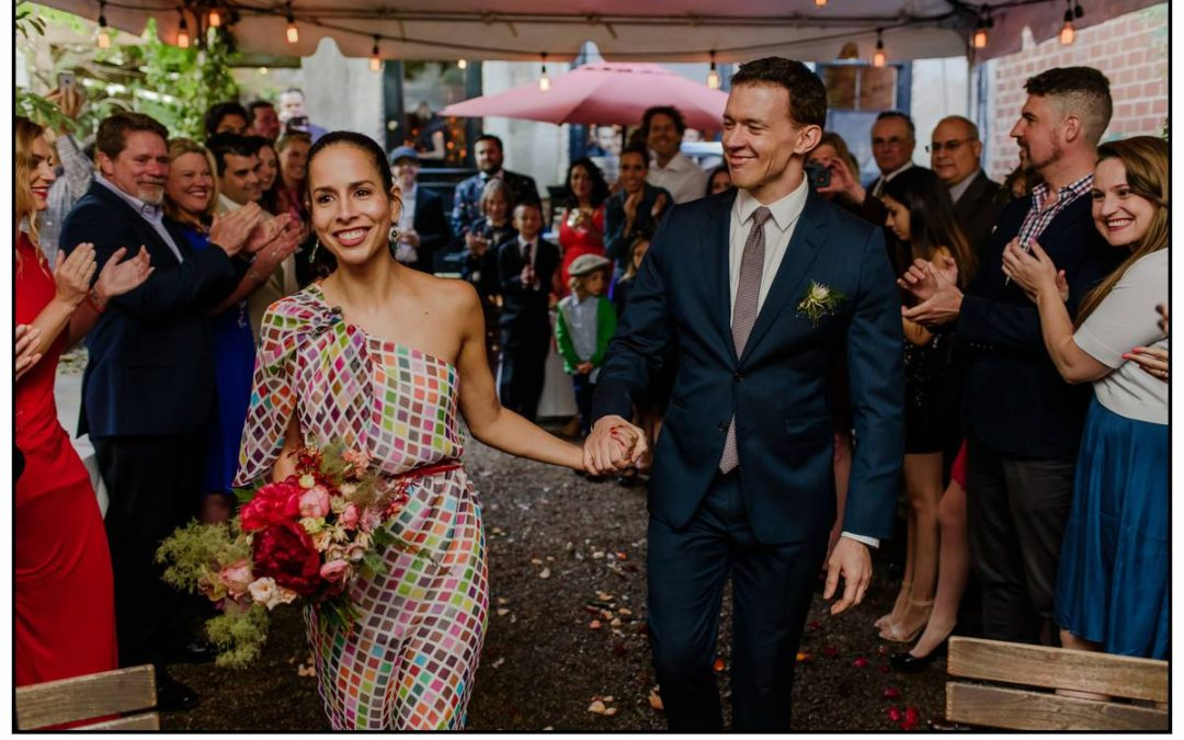 Brooklyn, New York Wedding Photography   Ryan and Tatiana's wedding ceremony at Frankies 457