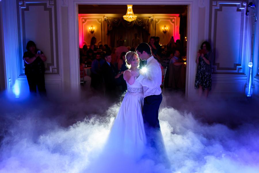 Kansas City Loose Mansion Wedding Photography