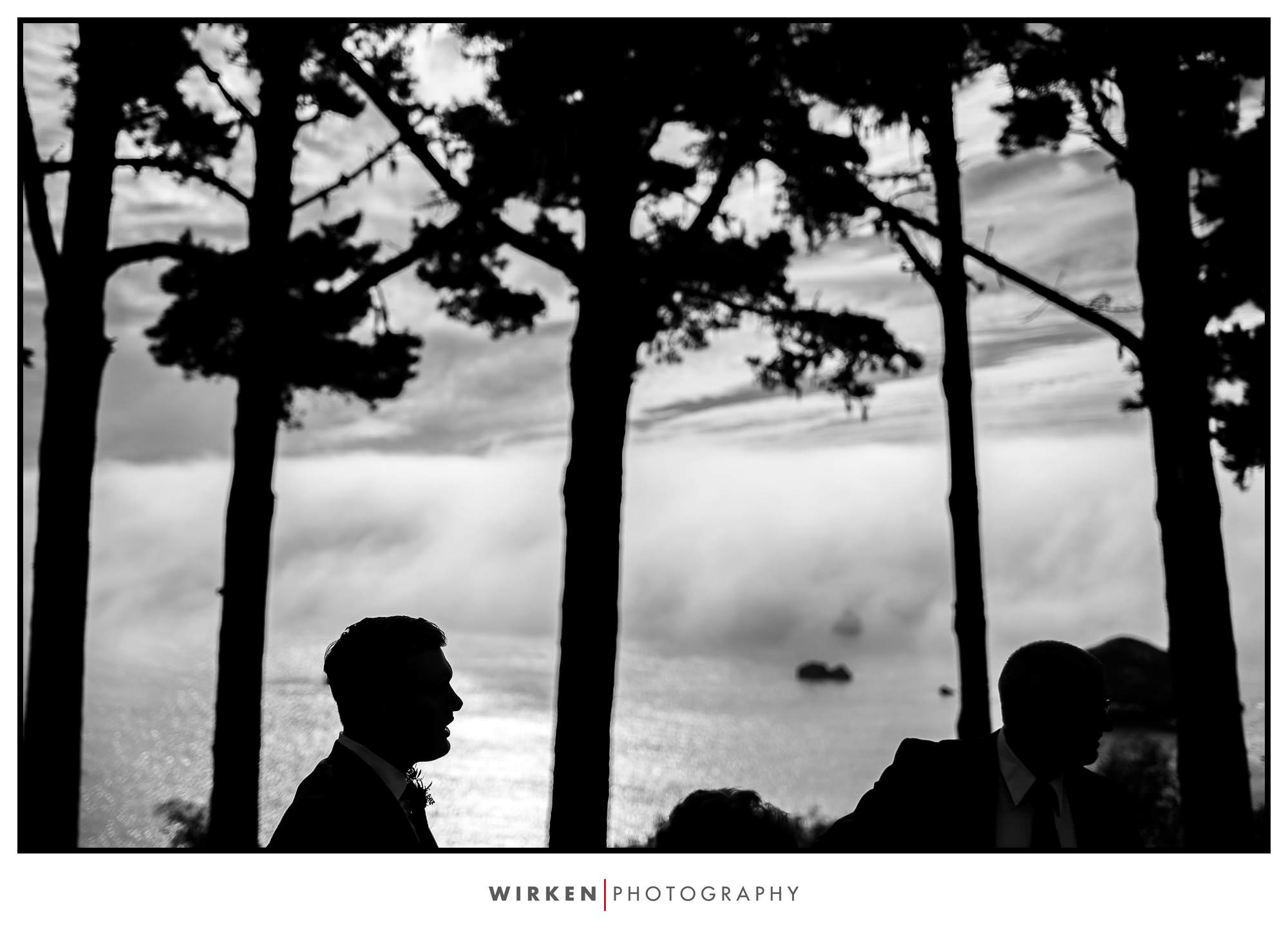 Trinidad California Wedding at Wedding Rock