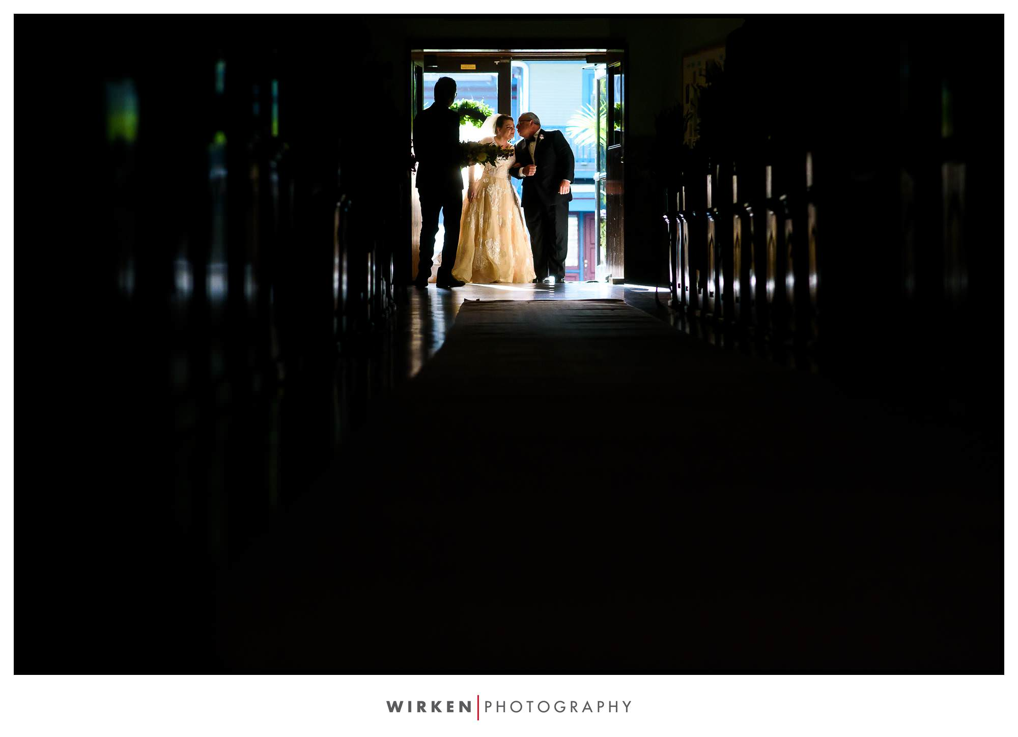 St. John's Parish Kansas City Wedding