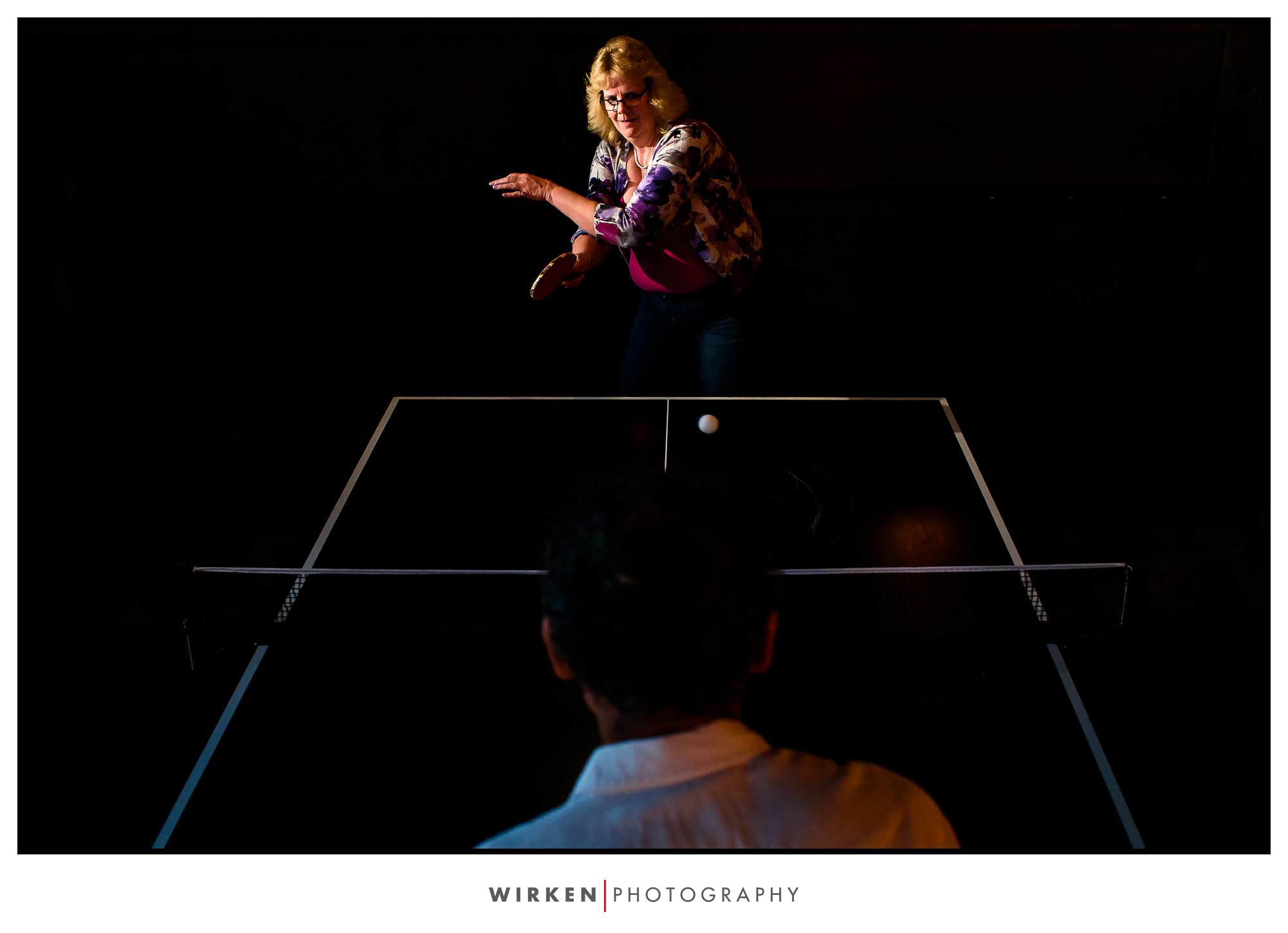 Ping Pong at No Other Bar in Kansas City