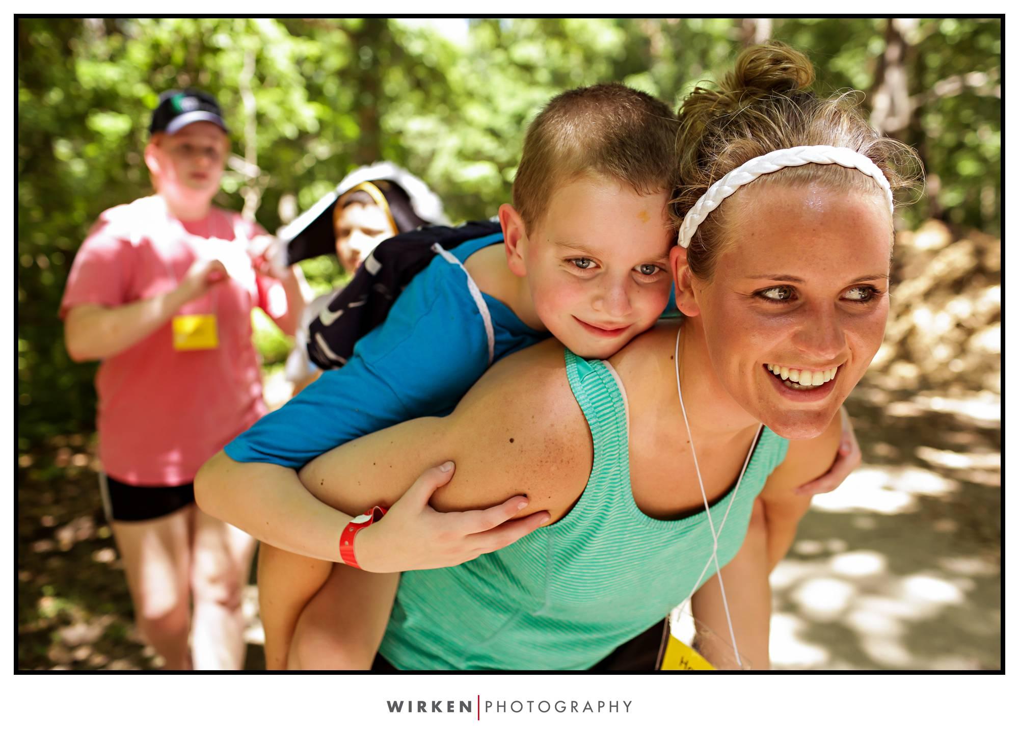 Camp Encourage in Kansas City