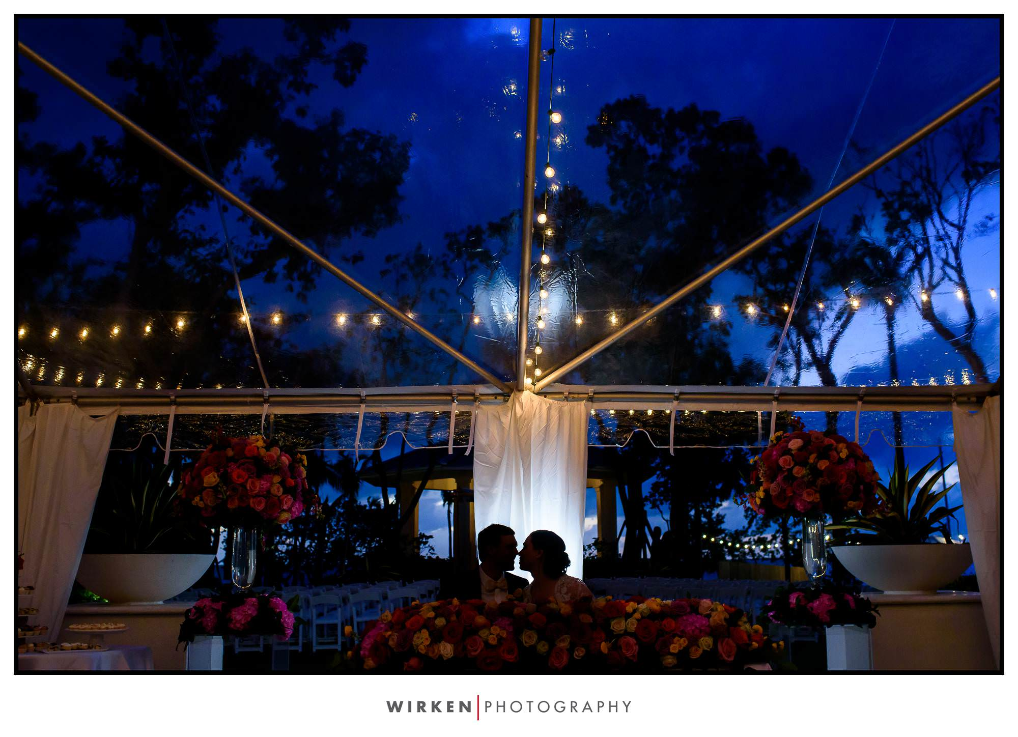Playa Largo Resort Florida Destination Wedding Reception by Tyler Wirken of Kansas City