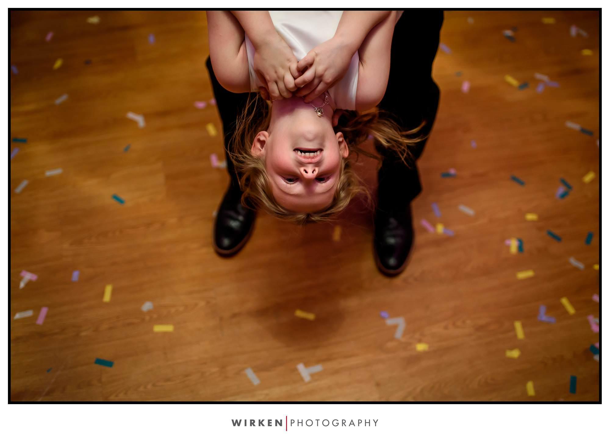 The gallery event center wedding reception dance floor.