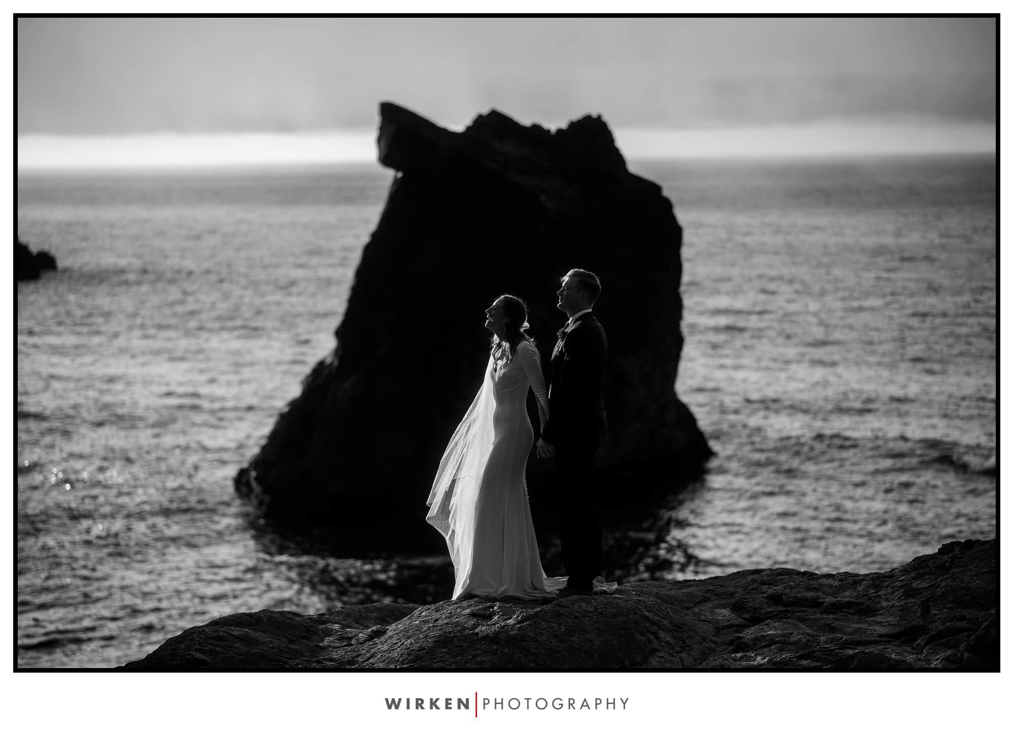 Wedding Rock Patrick's Point Park
